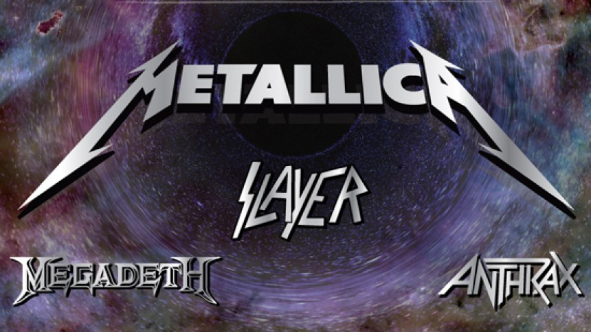 Metalgiganter går sammen til Sonisphere