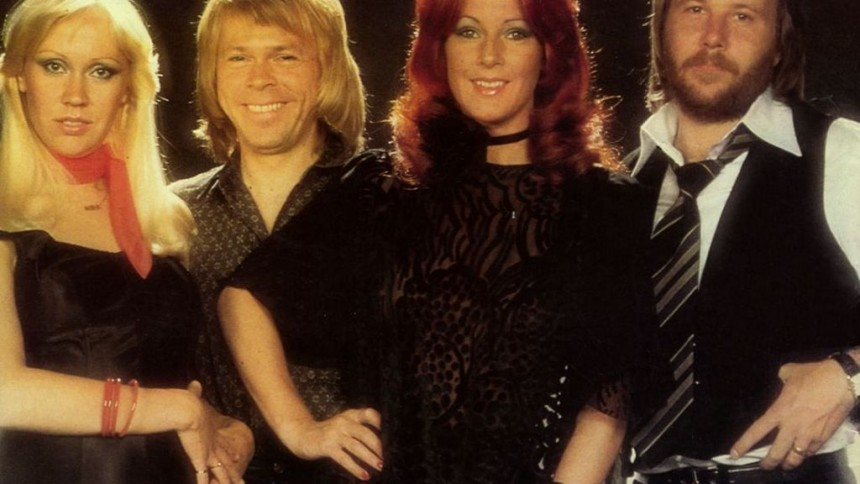 ABBA kom i Rock And Roll Hall Of Fame