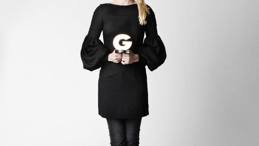 GAFFA-Prisen 2009: Tina Dickow