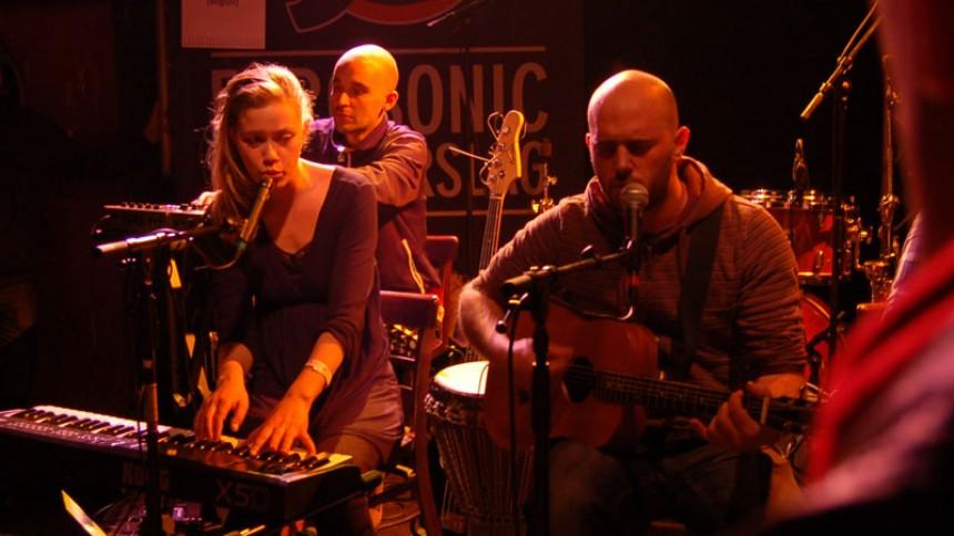 Isbells: De Spieghel, Eurosonic Festival, Groningen