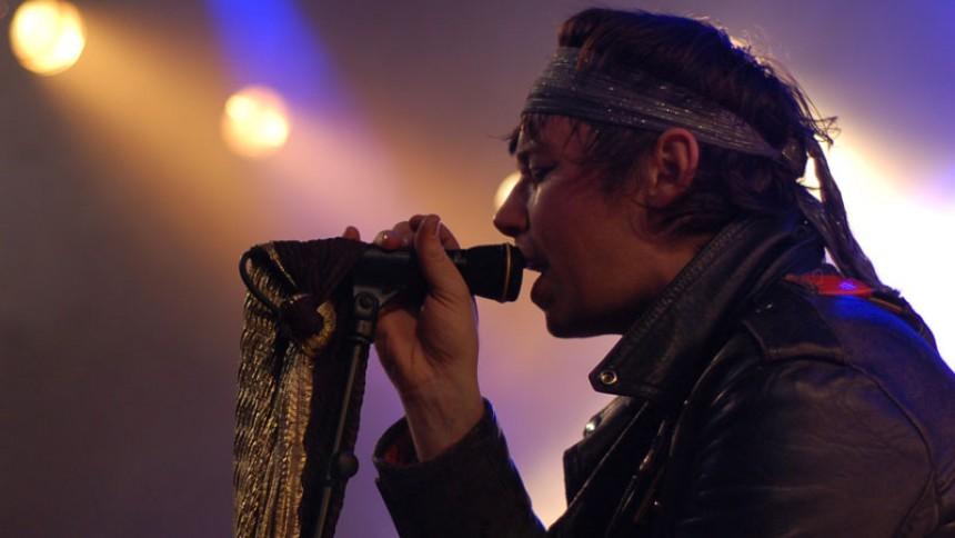 Serena-Maneesh: De Machinefabriek, Eurosonic Festival, Groningen