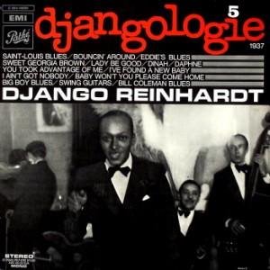 Django Reinhardt: Djangologle 1928-1950