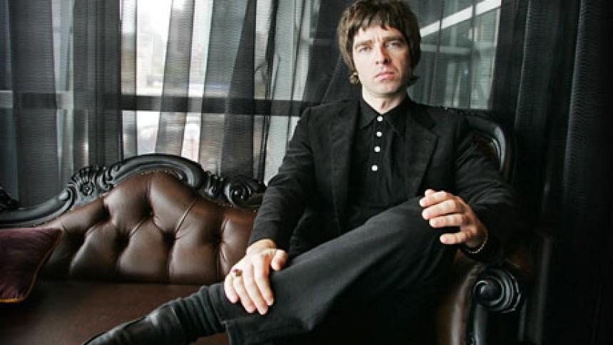 Noel Gallagher lækker nummer