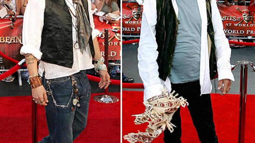 Rygter om Depp som instruktør på Richards-dokumentar