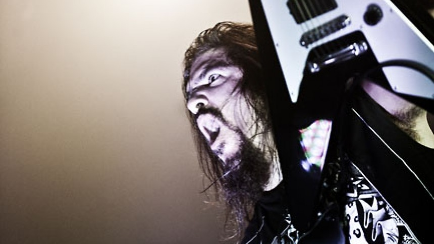 Machine Head er i studiet