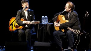 An Evening With Lyle Lovett and John Hiatt - Det kongelige teater - 05022010