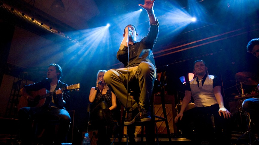 Rasmus Seebach: Godset, Kolding (turnéstart)