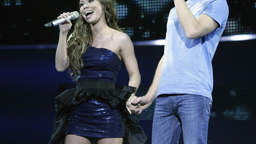Chanée & N'evergreen vinder Dansk Melodi Grand Prix 2010