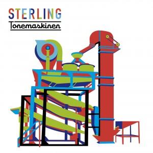 Sterling: Tonemaskinen