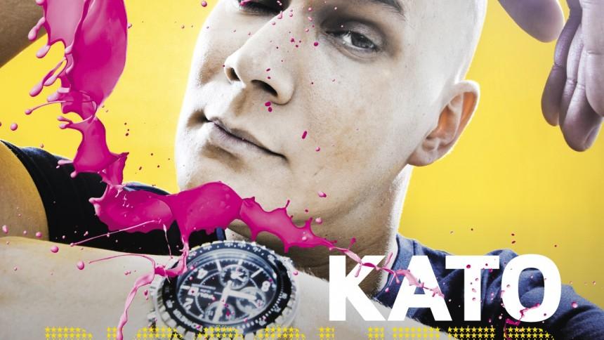 Kato får international pladekontrakt