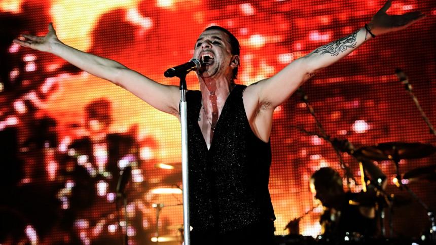 Depeche Mode med Nitzer Ebb: Forum Horsens
