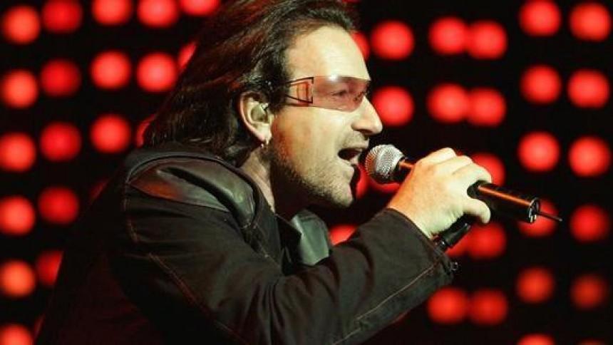 Danske U2-koncerter uberørt af Bonos rygskade