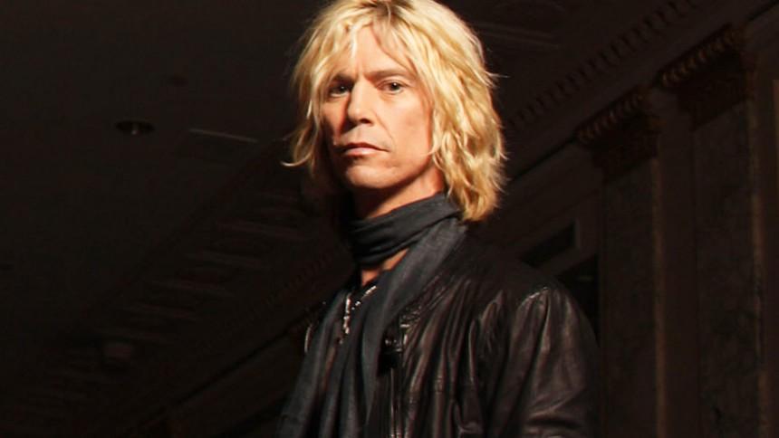 Duff McKagan sluttede sig til Axl Rose på scenen