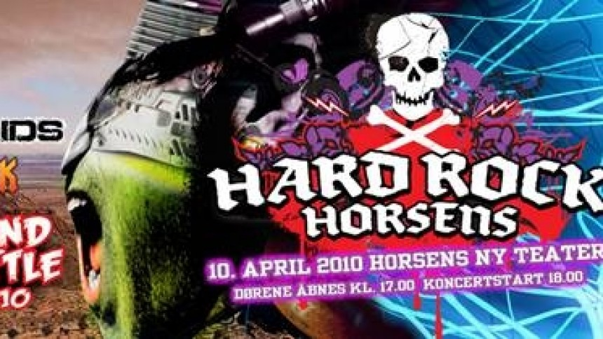 Nyt Hardrock-arrangement i Horsens