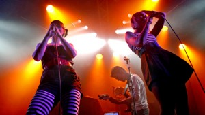 Le Kid, Voxhall 110310