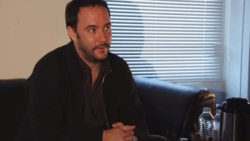 Dave Matthews støtter Steve Lillywhite