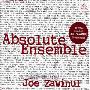 Absolute Ensemble feat. Joe Zawinul: Absolute Zawinul