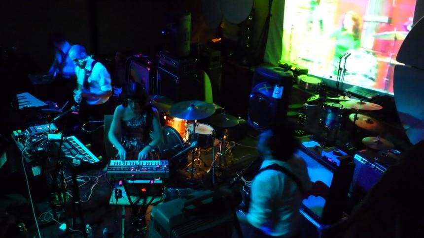 Octopus Project : Mohawk, SXSW, Austin, Texas