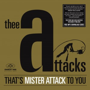Thee Attacks: That's Mister Attack To You