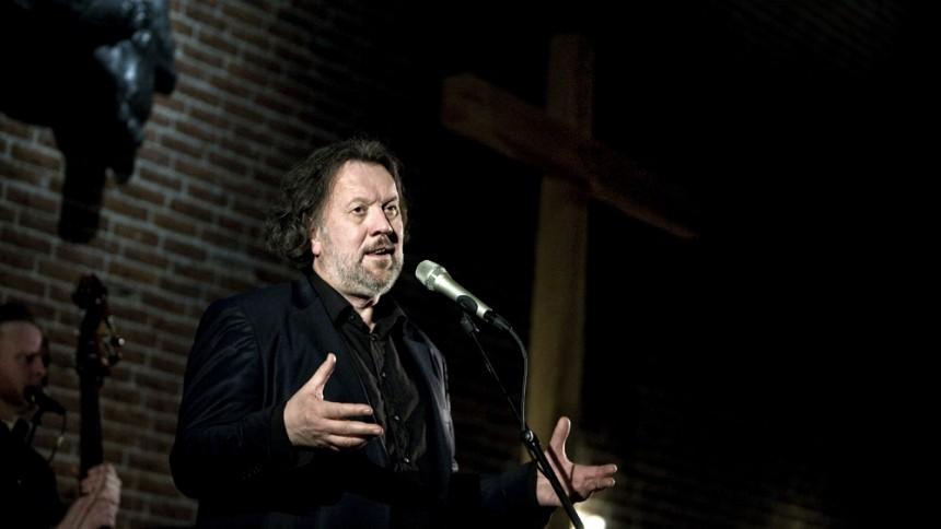 Bjørn Eidsvåg: Gellerup Kirke, Århus (turnéstart)