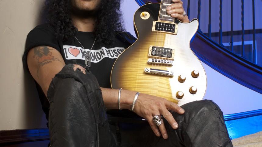 Slash – Gæstfri guitarlegende