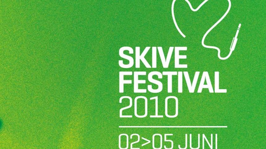 Nyt hovednavn til Skive Festival