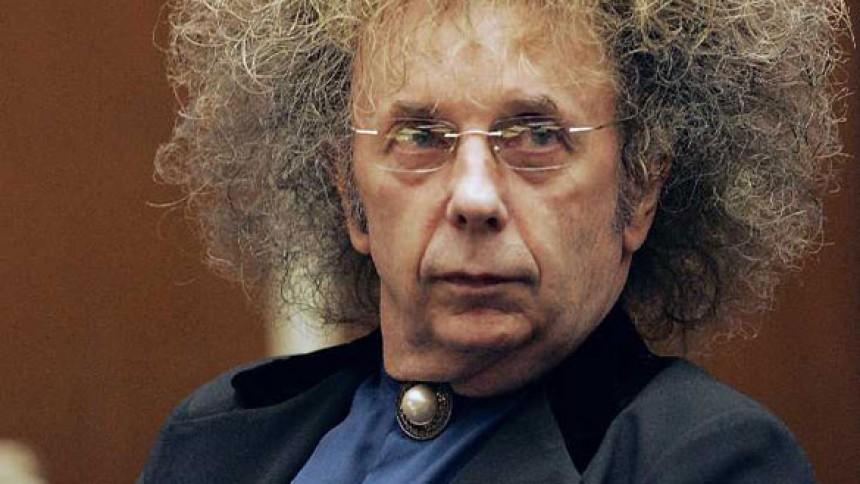 Phil Spector har produceret konens album fra fængslet