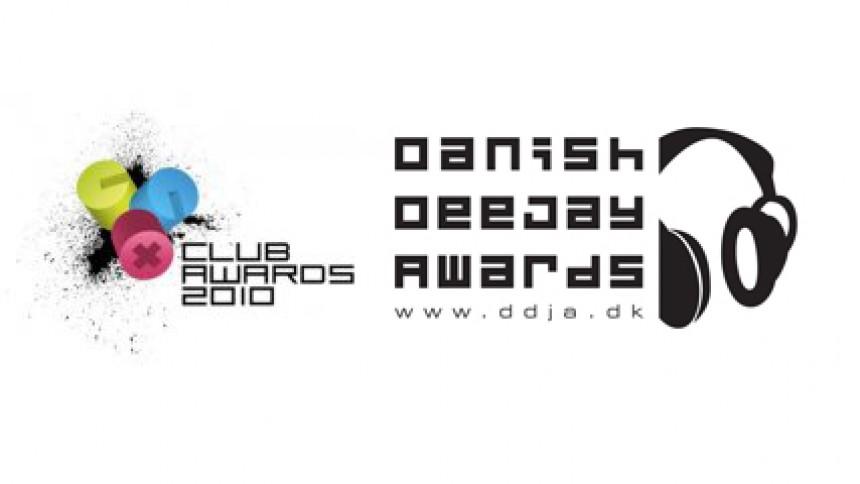 Danish DeeJay Awards og Club Awards afholdes i weekenden