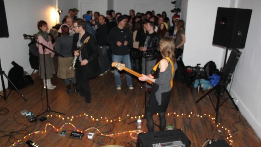 Ghost Society-turnédagbog, del 2