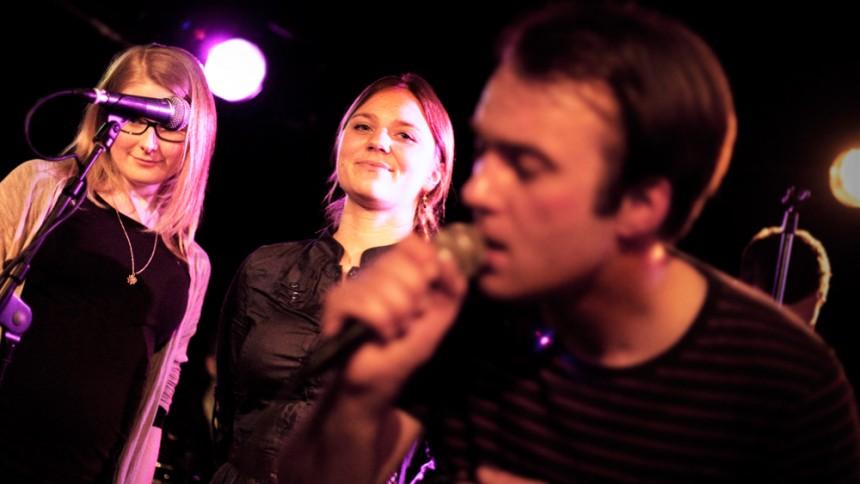 Sterling: Musikcaféen, Århus