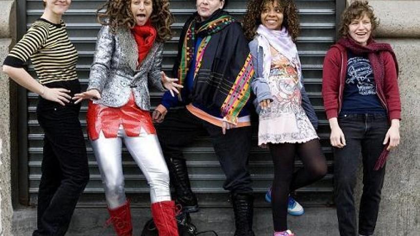 Ladypunk-bandet The Slits kommer til København