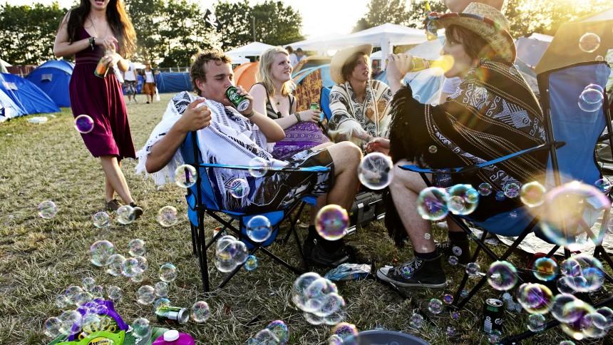 Roskilde Festival appelerer til luksusdyr