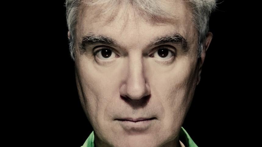 GULD FRA GEMMERNE: Da GAFFA mødte David Byrne