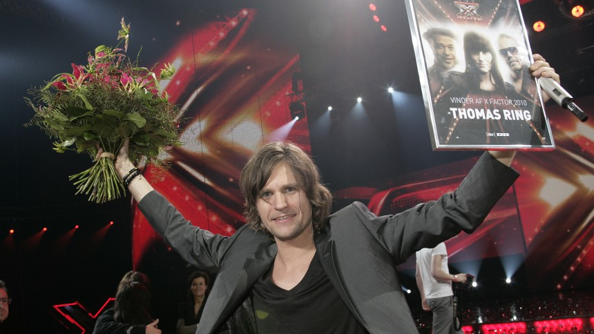 Den Gale Pen møder Thomas fra X Factor
