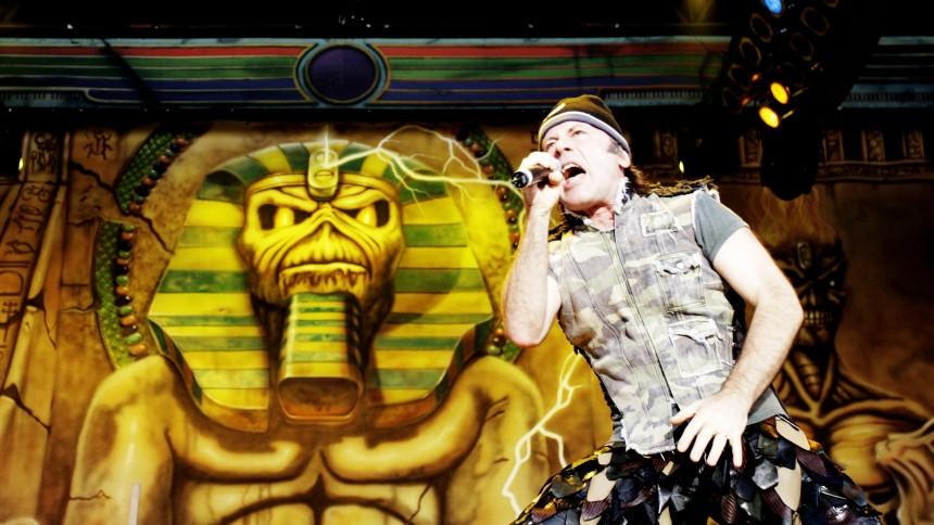 Iron Maiden er nummer et