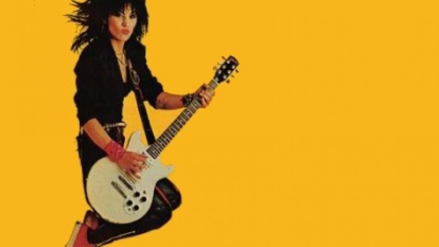 Joan Jett And The Blackhearts til Skive