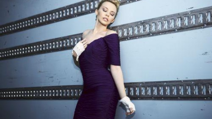 Kylie Minogue offentliggør trackliste