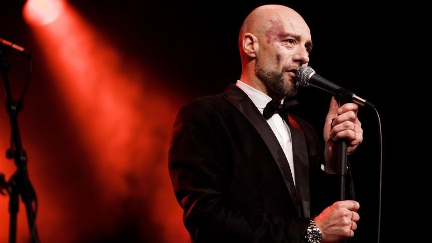 Jimmy Jørgensen: Musikhuset, Århus, Rytmisk Sal
