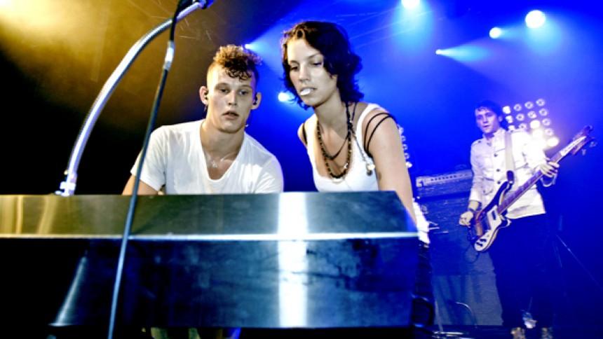Dúné giver fire koncerter