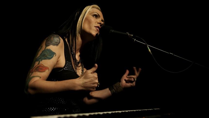 Bæredygtig koncert på Bornholm