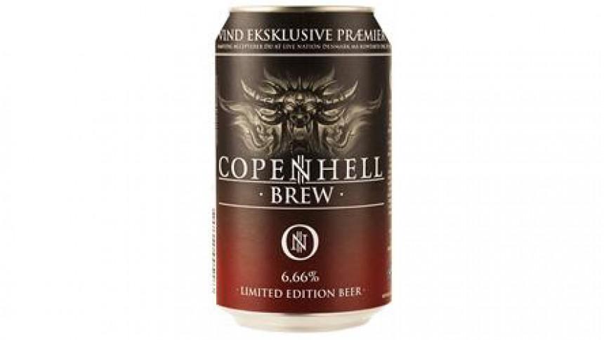 Helvede har fået sin egen øl