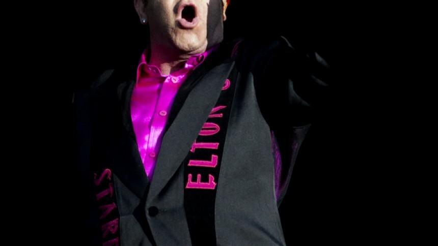 Elton John til Herning
