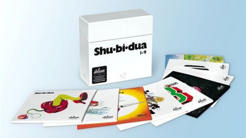 Shu-bi-dua højeste nyhed på hitlisten
