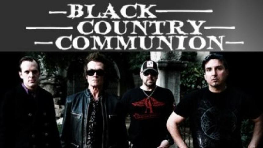 Black Country Communion afslører albumdetaljer