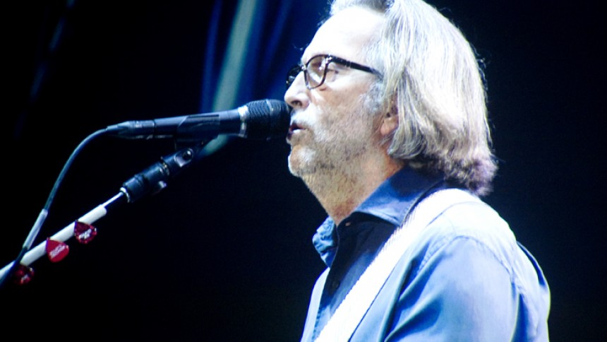 Nyt på vej fra Eric Clapton