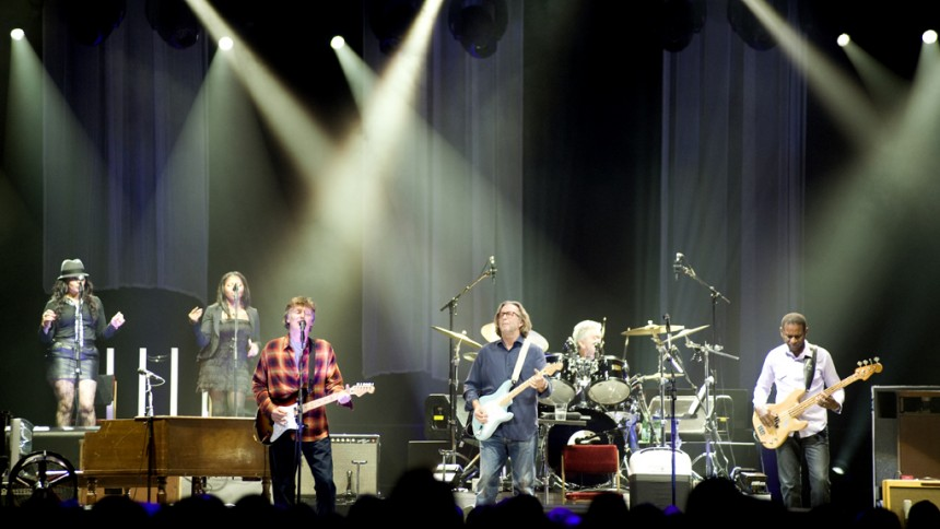 Eric Clapton og Steve Winwood: Malmö Arena, Malmö