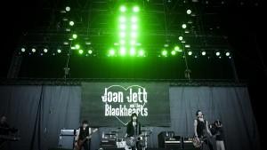 Joan Jett and The Blackhearts --- Skive Festival --- 02.06.2010