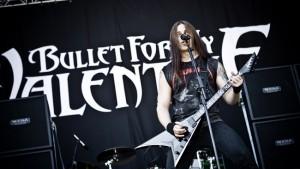 Bullet For My Valentine Copenhagen Live 020610
