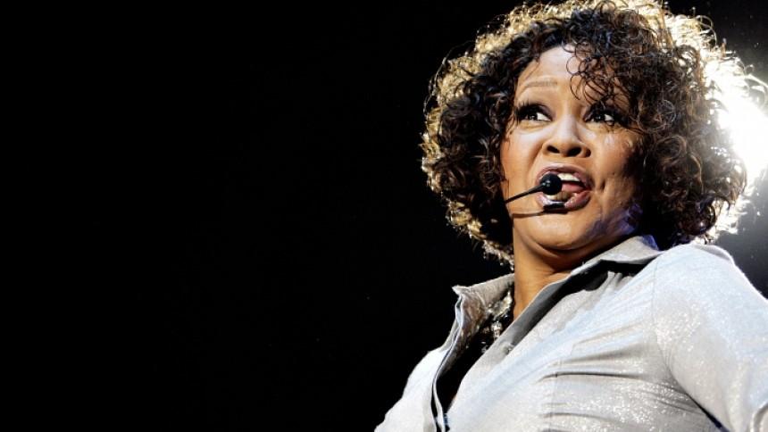 Whitneys fans udvandrede i København