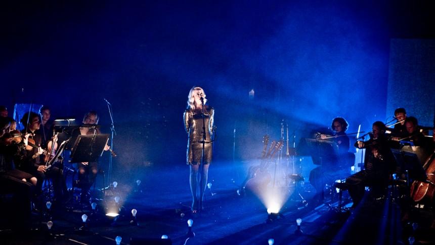 Tina Dickow giver ekstrakoncerter i Koncerthuset